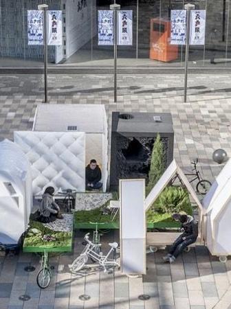 Design Nomade: il protagonista del fuorisalone di BASE a Milano