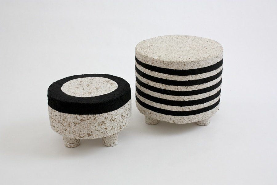 carta riciclata dalle forme insolite design miss