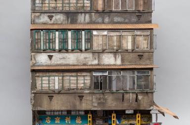 Il degrado urbano diventa arte