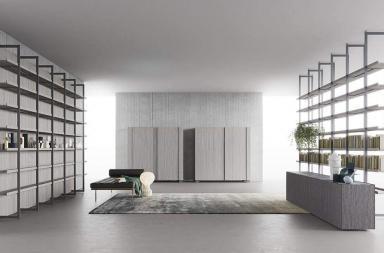 Architetture modulari per il living al Fuorisalone 2017