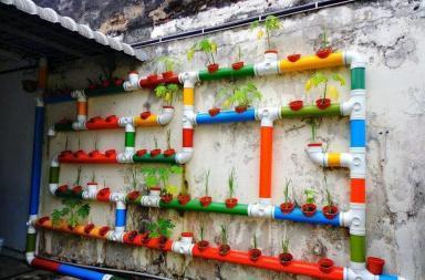Pareti verdi, soluzioni creative per la primavera