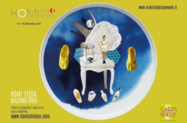 Homi Asia Design – Milano 2017