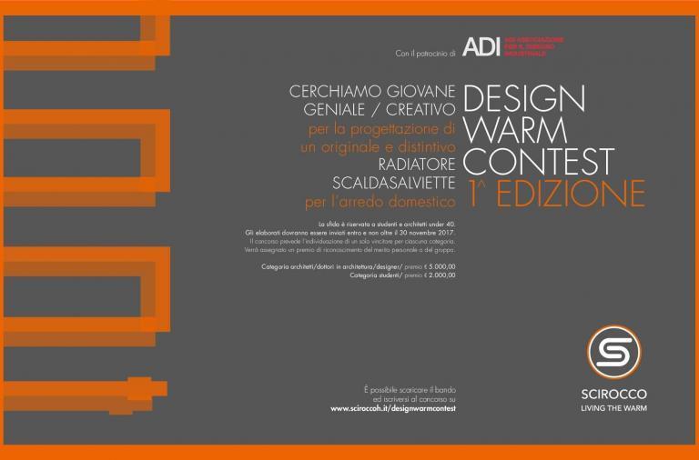 Design Warm Contest 1° Edizione