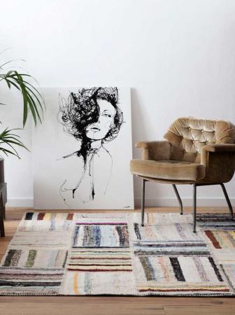 Tappeti e design, la naturalezza è di casa