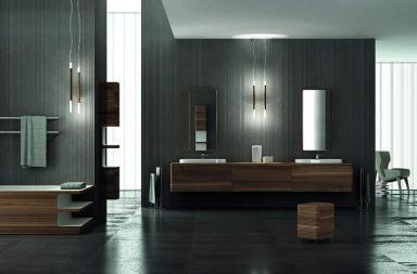 Arredare il bagno con la semplicità del parallelismo