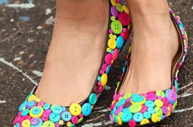 Idee creative per decorare e personalizzare le scarpe
