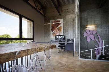 Non solo uffici ma spazi di lavoro a vocazione naturale