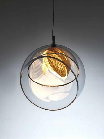 Light between Art and Design, sculto-designer Vezzini & Chen