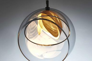Light between Art and Design, sculto-designer Vezzini & Chen
