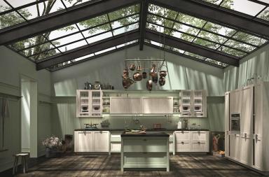 Cucine di design: ecco le ultime novità Snaidero presentate a EuroCucina 2018