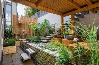 Casette in legno: pensate per valorizzare l'esterno della propria casa