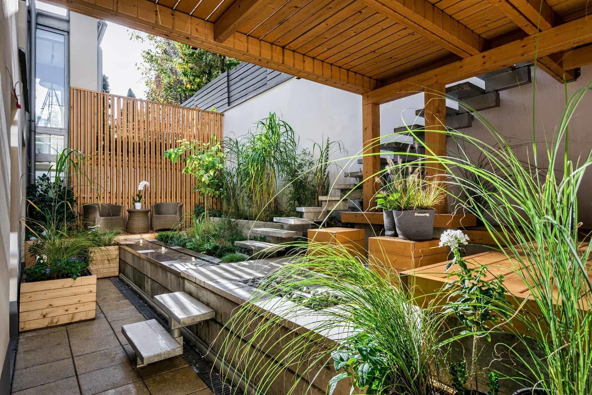 Arredare Un Giardino Idee 10 idee per arredare un terrazzo - design miss