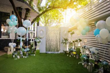 Come decorare la casa per un matrimonio