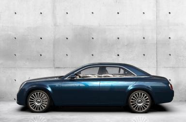 Mercedes Icon E Concept, un tributo a Paul Bracq e Bruno Sacco