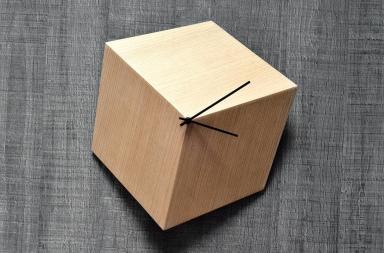 Orologio da parete tridimensionale 3P Clock