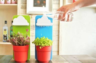 Vaso irrigazione a pioggia Rainy Pot by Jeong Seungbin