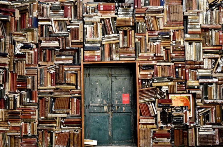 I libri invadono ogni spazio? Le idee più fantasiose per organizzarli