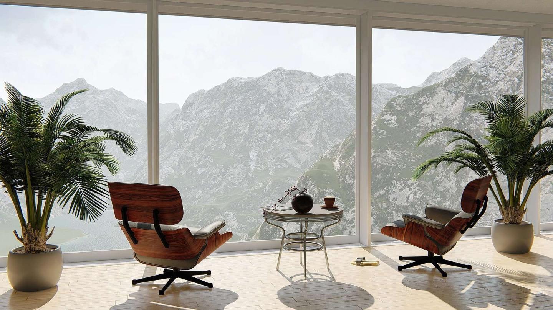Arredamento Rustico Casa arredare la casa di montagna in stile rustico moderno