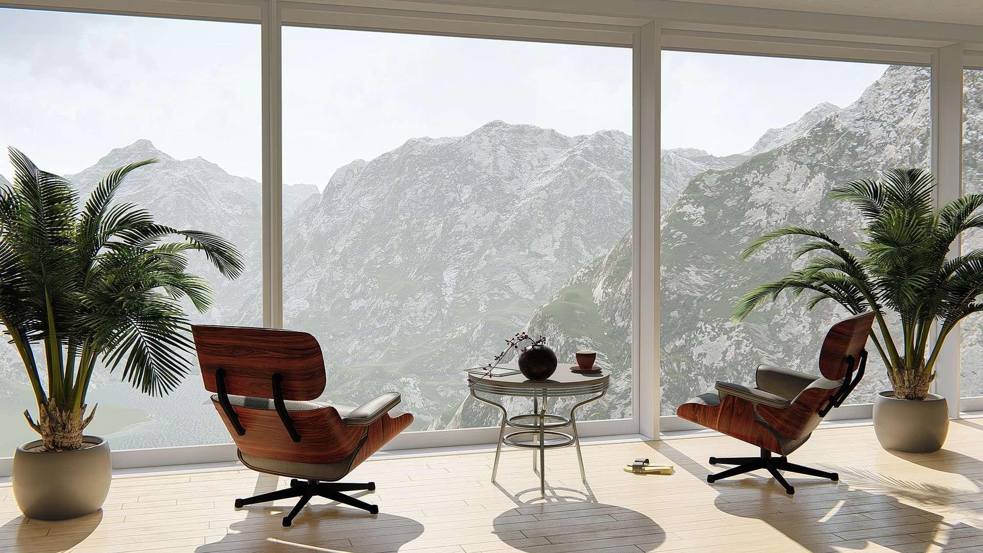 Arredare La Casa Di Montagna In Stile Rustico Moderno Design Miss
