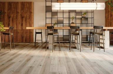 Linkfloor, il pavimento vinilico pratico e decorativo