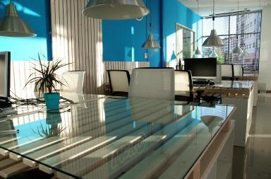 Come arredare un ufficio open space