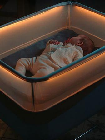 Max Motor Dreams: la culla perfetta per bimbi insonni