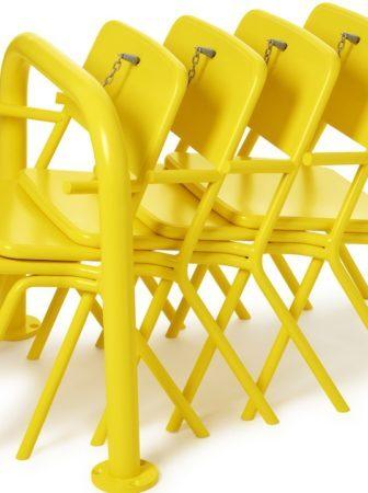 Share: il set di sedie da esterno di Thomas Bernstrand