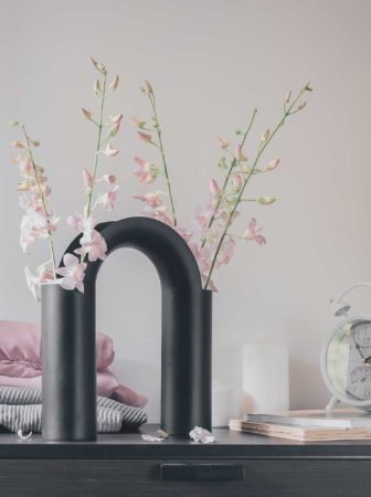 Bridge Vase, il vaso ad arco di Mario Alessani