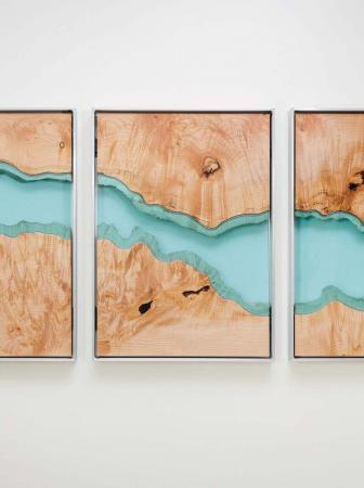Greg Klassen e i suoi River Tables