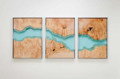 Greg Klassen e i suoi River Tables