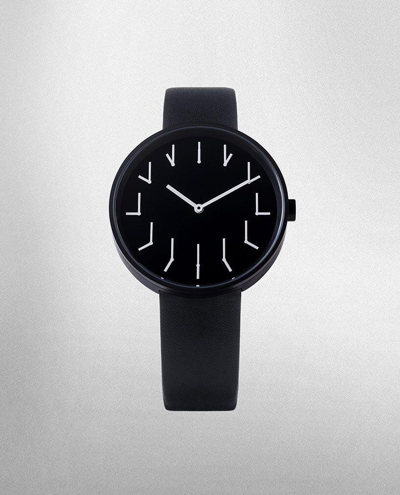 Orologi Designer Del Tempo l'orologio non convenzionale: the redundant watch - design miss