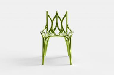 Wild Chair di Eugeni Quitllet