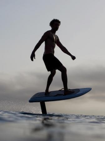 Fliteboard: il futuro degli sport acquatici