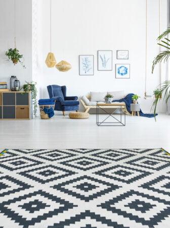Come scegliere il tappeto giusto: 5 consigli pratici