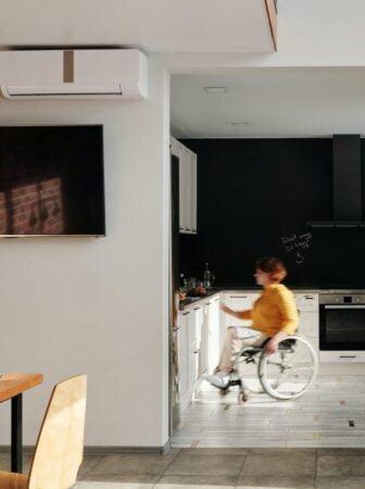 Mai più barriere architettoniche: un nuovo design per casa nostra