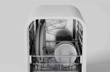 Rain, la micro lavastoviglie per le piccole abitazioni