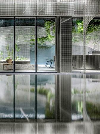 Vista: il lounge bar sognante progettato dallo studio Karv One Design